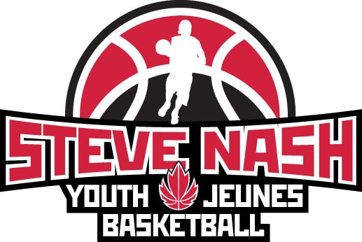 Steve Nash Youth Basketball logo