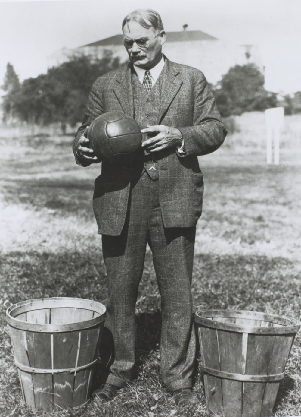 OBA Hof James Naismith