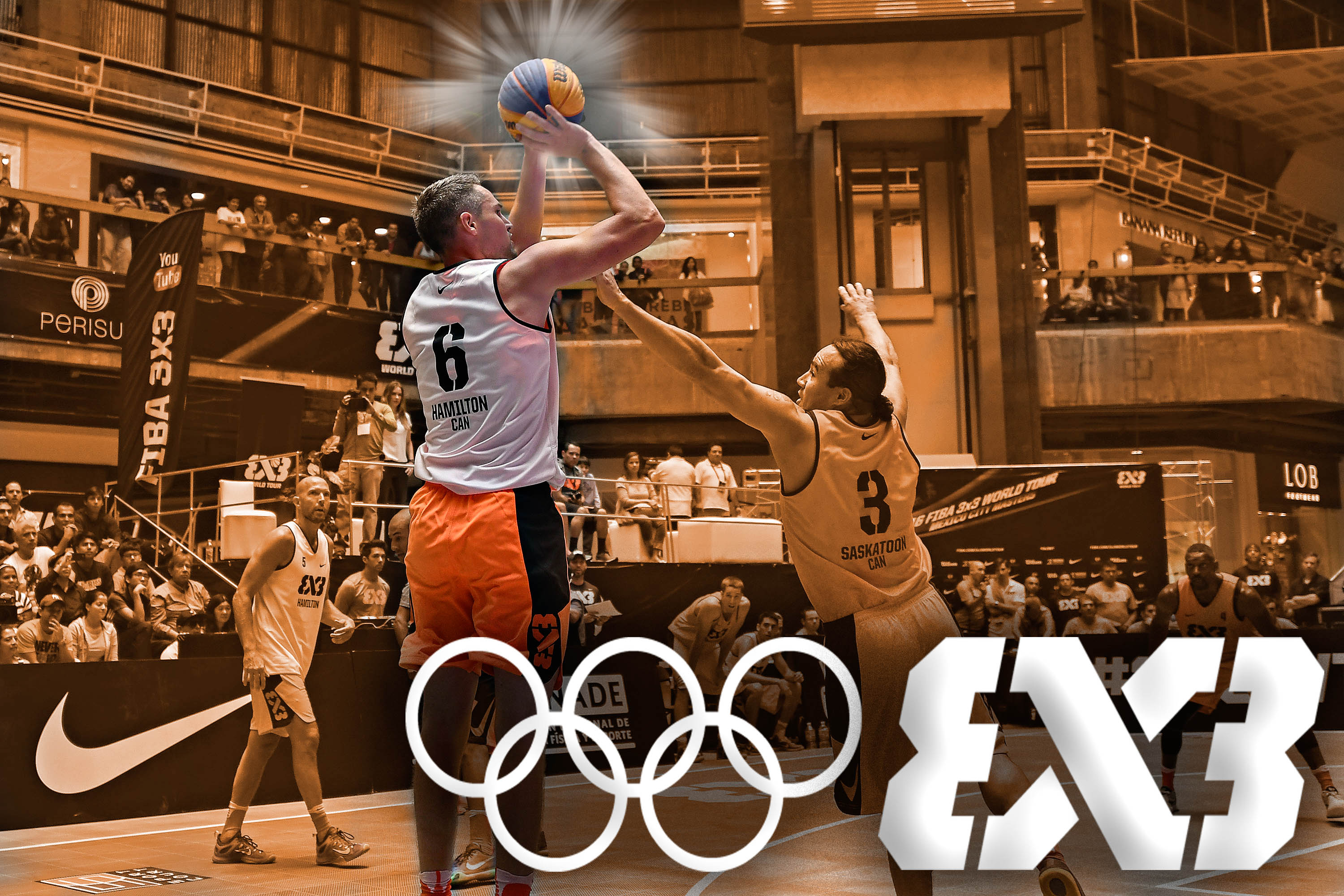 3x3 basketball added to 2020 Olympics