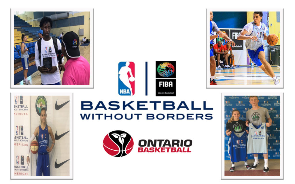 Ontario Athletes Stand Out at Basketball Without Borders ...