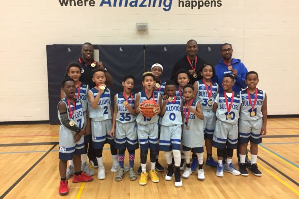 DCBA Bulldogs: Pool A Champions