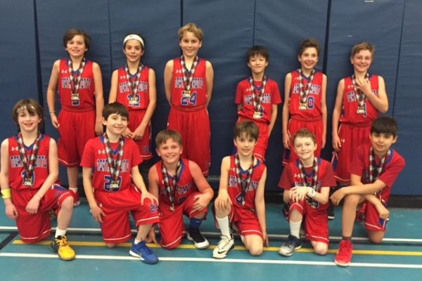 North Toronto Huskies: Pool E Champions