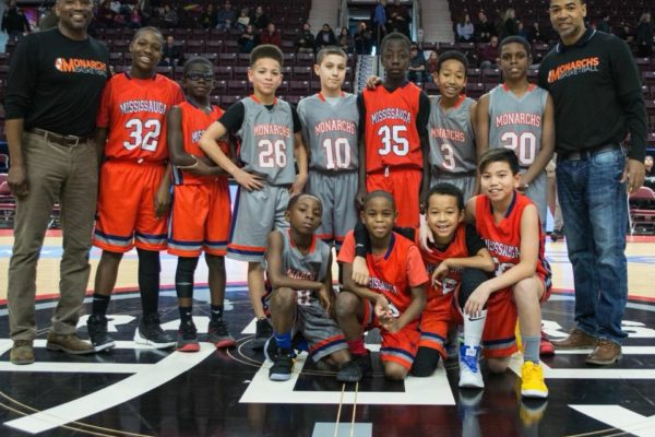 Mississauga Monarchs: Pool A Champions