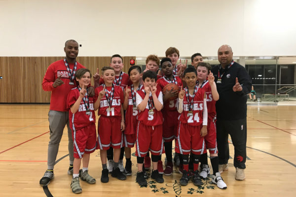 Basketball World Toronto Rebels: Pool G Champions