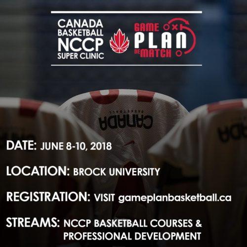 professional development opportunities • ontario basketball association