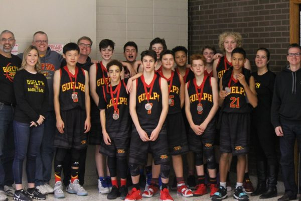 Guelph Gryphons: Pool C Champions