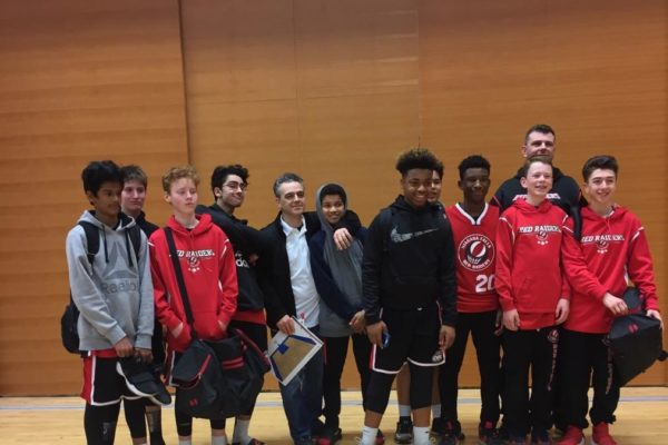 Niagara Falls Red Raiders: Pool E Champions