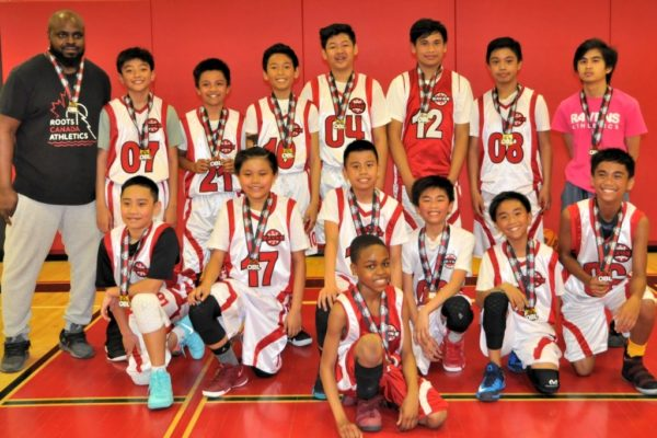 Pool E Champions: Bayan Basketball