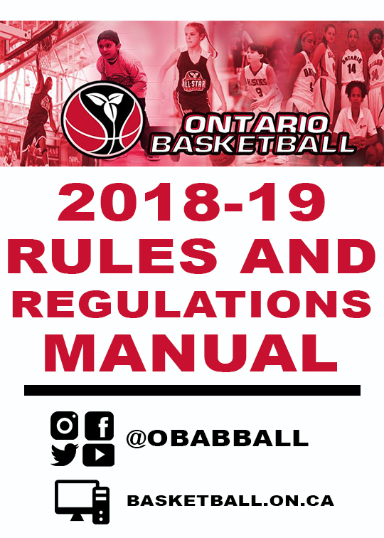 Amateur basketball professional regulation rule