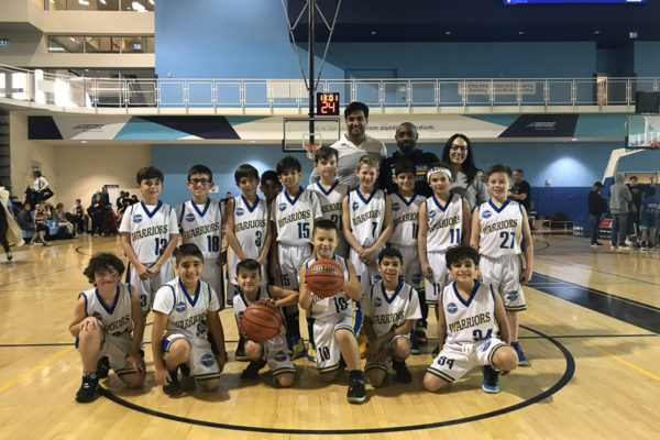Pool D Champions: JCC Maccabi