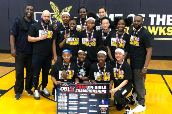 OBLX Champions: Brampton Warriors