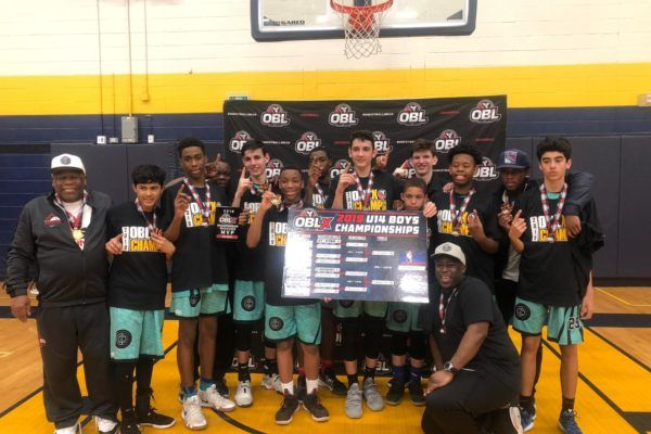 OBLX Champions: Nike Bounce