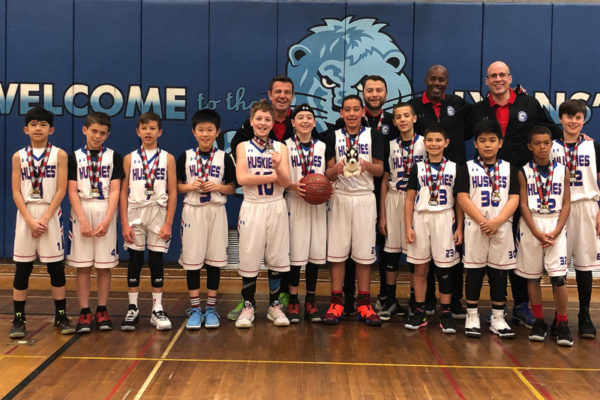 Pool B Champions: North Toronto Huskies - Reydman