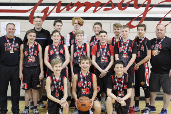 Pool I Champions: Grimsby Grizzlies