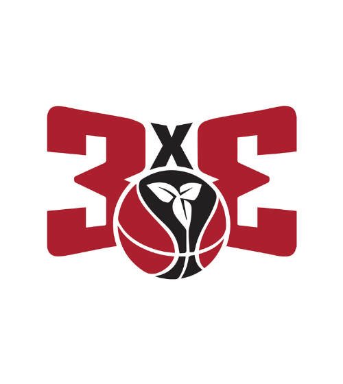 3x3 tournament logo