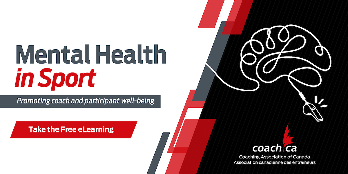 Mental Health in Sport - Coaches Association of Canada