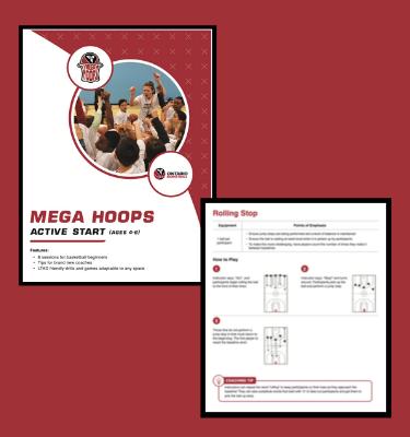 Mega Hoops curriculum example
