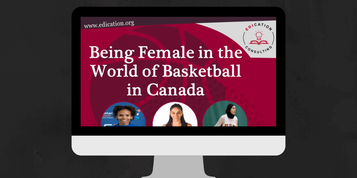Being Female in Basketball in Canada
