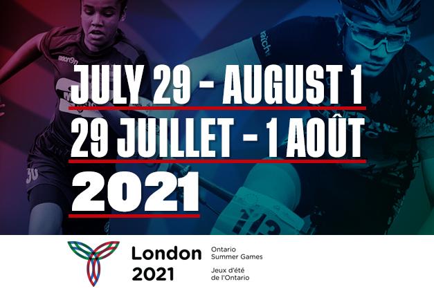 London 2021 Ontario Summer Games