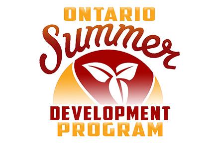 Ontario Summer Development Program logo