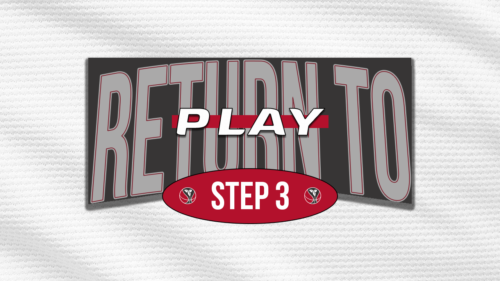 Return to Play - Step 3