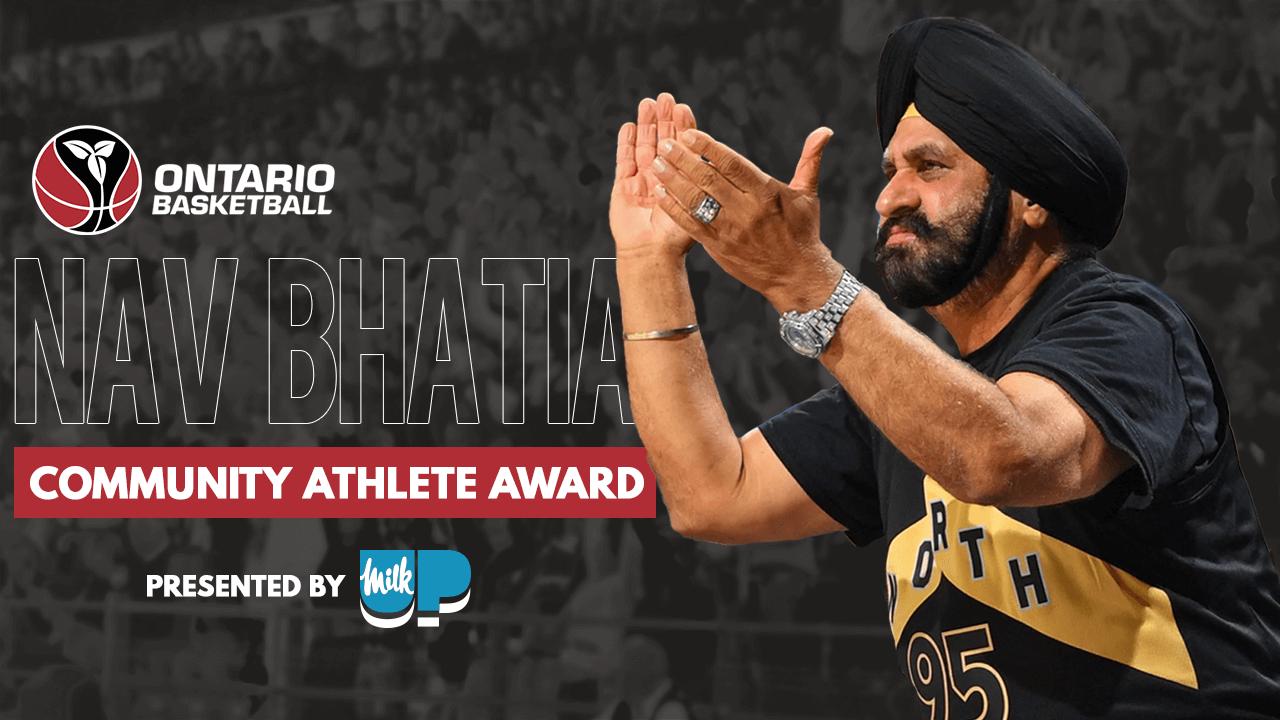 Nav Bhatia Character Athlete Award